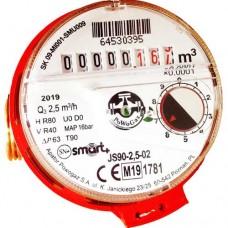 Счетчик горячей воды Apator Powogaz Smart+ (Польша) - база 80 мм