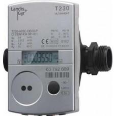 Счетчик тепла ультразвуковой Landis Gyr Ultraheat T230 (Германия)