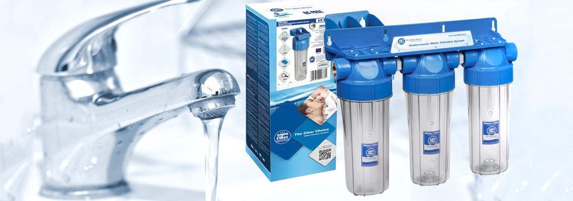 Как установить фильтр для воды: особенности и нюансы монтажа